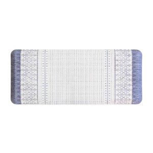 The House of Noa Nama Standing Mat | Seaside - 20x48 - Best Rug for Kitchen: Rug look, mat feel
