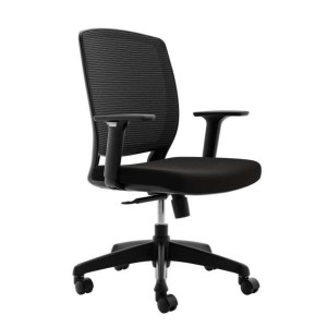 National Vora Adjustable Office Chair - Best Office Chair Under $500: Height-Adjustable Arms