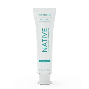 Native TOOTHPASTE - Best Teeth Whitening Toothpaste: Long Lasting Freshness