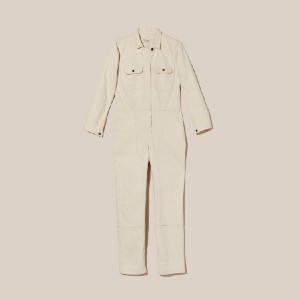 Handy Ma'am Natural Coveralls - Best Jumpsuit for Plus Size: Best for work