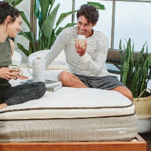 Nest Bedding Natural Hybrid Latex - Best Latex Hybrid Mattress for Side Sleepers: Experience The Unparalleled Comfort