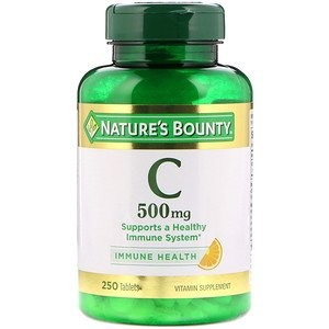 Nature's Bounty Vitamin C - Best Vitamin C Supplement for Adults: Safe Ingredients