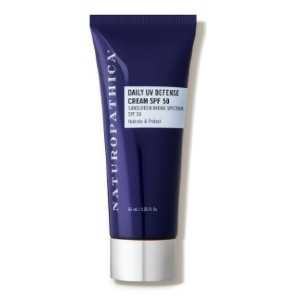 Naturopathica Daily UV Defense Cream SPF 50 - Best Sunscreen for Dry Skin: Great Ingredients Used