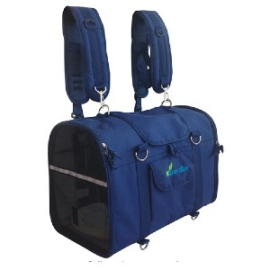 Natuvalle 6-in-1 Pet Carrier Backpack  - Best Pet Carriers for Flying: Super practical