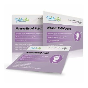 PatchAid Nausea Relief Patch - Best Patches for Motion Sickness: No Chance of an Upset Stomach