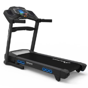 Nautilus T618 - Best Treadmills for Home Use: Powerful but Quiet 3.5 CHP Motor
