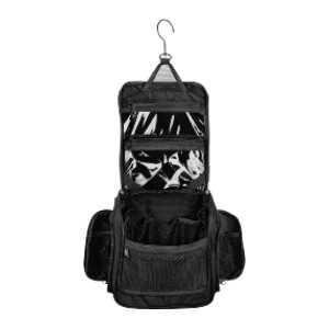 NeatPack Medium Size Hanging Toiletry Bag - Best Toiletry Bag for Travel: Spacious storage in compact design