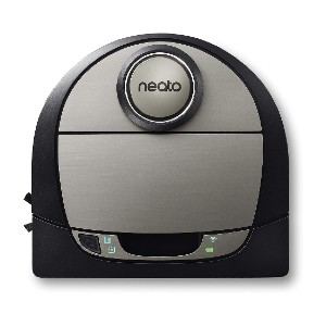 Neato Robotics Botvac D7 - Best Robot Vacuum Cleaner for Pet Hair: Laser-Guided Mapping