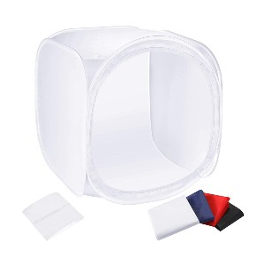 Neewer Photo Studio Shooting Tent Light Cube - Best Inexpensive Light Box: For clear lightbox photographs