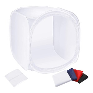 Neewer Photo Studio Shooting Tent - Best Lightbox for Product Photography: Best inexpensive pick