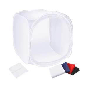 Neewer Photo Studio Shooting Tent Light Cube - Best Lightbox for Photography: Consistently clean photographs