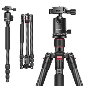 Neewer 66 inches Camera Tripod - Best Tripods for Studio Photography: Solid construction