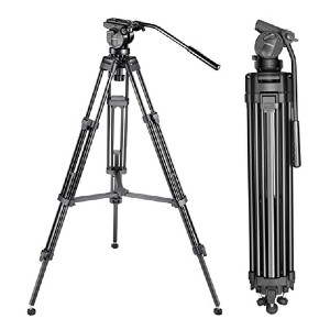 Neewer Professional Video Camera Tripod - Best Tripods for Video Camera: Compatible with most cameras