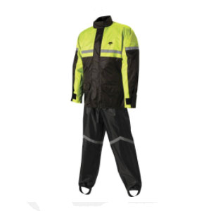 Nelson-Rigg SR-6000 Stormrider Rain Suit - Best Raincoat for Motorcycle Riders: Cooling Vents Under Each Arm