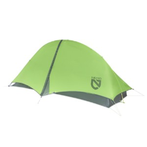 Nemo Hornet 1 Tent - Best One-Person Tents: Easy Set Up Tent with Color-Coded Guylines