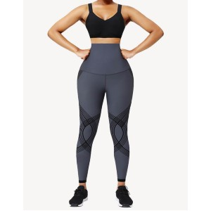 Shapellx NeoSweat™ High Waisted Tummy Control Leggings - Best Leggings with Tummy Control: Reinforce the Targeted Tummy Control
