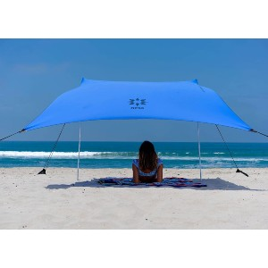 Neso 1 Sunshade - Best Beach Tents for Shade: Simple Shelter