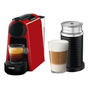 Nespresso Essenza Mini Espresso Machine - Best Coffee Machine for Home: Offering Two Programmable Cup Sizes
