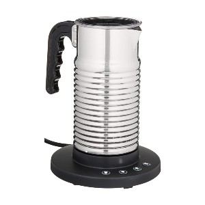 Nestle Nespresso Nespresso Aeroccino4 Milk Frother - Best Milk Frother for Oat Milk: Easy Clean Milk Frother
