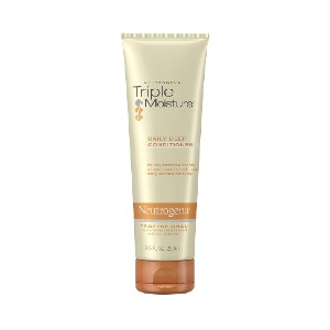 Neutrogena Triple Moisture Daily Deep Conditioner (Pack of 3) - Best Conditioner for Bleached Hair: Conditioner with 3 Natural Extracts