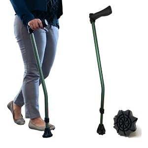 DynamoMe Dynamo Cyclone Cane - Best Cane for Walking in Sand: Small, light, and durable