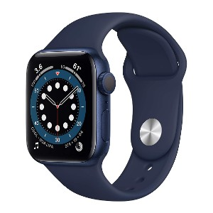 Apple New Apple Watch Series 6 - Best Pulse Oximeter for Overnight Monitoring: Stay healthy in style