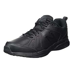 New Balance Men's 624 Cross Training Shoes - Best Shoes for Workouts: Spacious without feeling loose