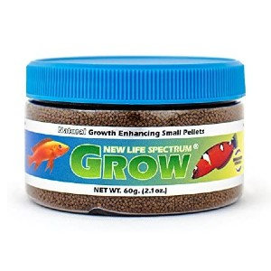 New Life Spectrum Grow  - Best Fish Food for Neon Tetras: Immune System Booster