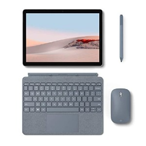 Microsoft Surface Go 2 - Best Tablet for Playing Games: Great speed and capacity