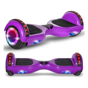 Beston Sports Electric Hoverboard Dual Motors Two Wheels  - Best Hoverboard for Beginners: Self-balancing technology