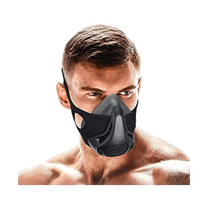 Newtion Training Mask, 24 Breathing Resistance Levels - Best Masks for Working Out: High Quality Mask For Any Fitness Levels.