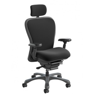 Nightingale CXO Mid Back Mesh Office Chair With Headrest - Best Office Chair with Headrest: Great Material Office Chair