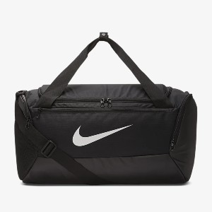 Nike Brasilia - Best Duffel Bags for Gym: Duffel Bag with Shoe Compartment