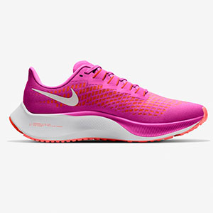 Nike Air Zoom Pegasus 37 - Best Shoes for Running: Lightweight women running shoe