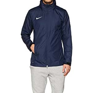 Nike Men's ACADEMY18 Rain Jacket - Best Raincoats for Men: Cool and manly