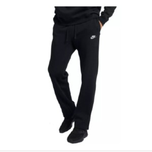 Nike Sportswear Club Fleece Sweatpants - Best Sweatpants for Tall Men: Brushed Material for A Soft Feel