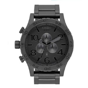 NIXON 51-30 Chrono Watch - Best Waterproof Watches: Durable Construction and Superior Function