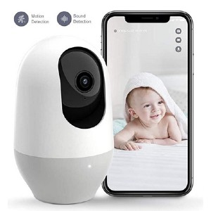 Nooie Baby Monitor - Best Smart Baby Monitor: The most affordable