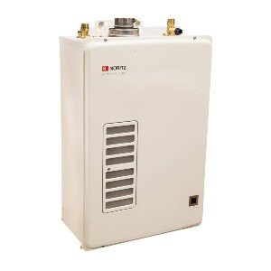 Noritz Tankless Water Heater 6.6 GPM (Standard Vent)  - Best 40 Gallon Gas Water Heaters: Excellent Tankless Water Heater