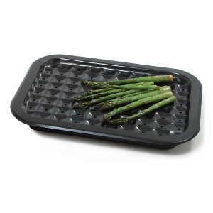 Norpro Nonstick Broil - Best Roasting Pan for Vegetables: Perfect for Individual or Two Person Servings