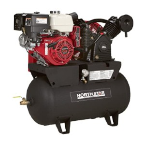 NorthStar GX390 OHV - Best 30 Gallon Air Compressors: For better fuel efficiency