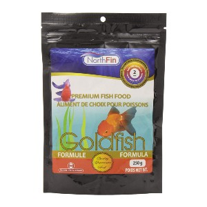 Northfin Goldfish - Best Fish Food for Goldfish: Simple to Digest Food