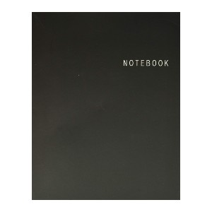 Lila Notebooks Notebook: Unlined Notebook - Best Notebook for Gel Pens: For minimalists