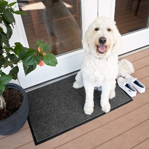 Notrax 109 Brush Step Entrance Mat - Best Entryway Rug for Winter: For high traffic entryways