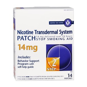 Novartis Nicotine Transdermal System Patch - Best Nicotine Patches: Reduces Withdrawal Symptoms