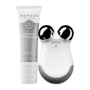 NuFace Mini Facial Toning Device - Best Massage Machine for Face: An FDA-Cleared Device