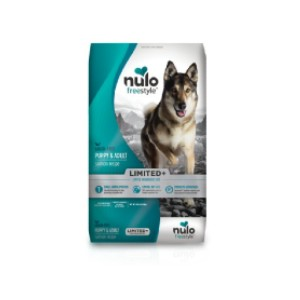 Nulo Freestyle Limited+ Puppy Grain-Free Salmon Recipe Dry Dog Food - Best Dog Foods to Gain Weight: Limited Ingredient Nutrition