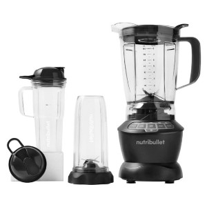 NutriBullet NBF50500 - Best Blender to Crush Ice: Make Large Batches with Ease