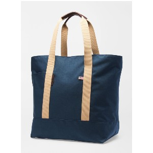 Peter Millar Nylon Tote Bag - Best Nylon Tote Bags: Leather-Trimmed Handles