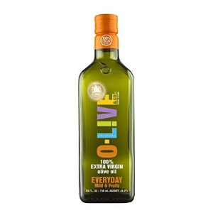 O-Live & Co. Everyday Extra Virgin Olive Oil  - Best Olive Oil for Frying: Premium Ingredients